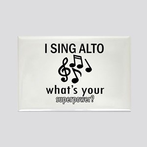 Cool Alto Designs Rectangle Magnet